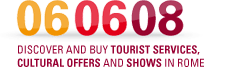 060608 - Discover and buy tourist services, cultural offers and shows in Rome
